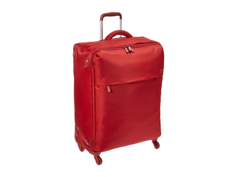 Lipault Paris - Original Plume 28 Spinner (Ruby) Luggage