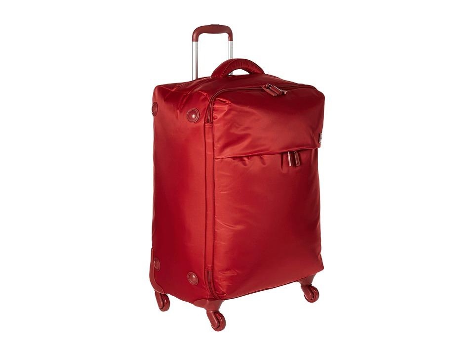 Lipault Paris - Original Plume 25 Spinner (Ruby) Luggage
