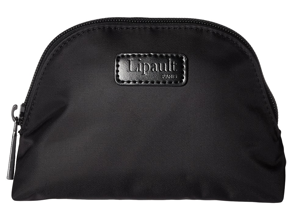 Lipault Paris - Plume Accessories Cosmetic Pouch (Black) Travel Pouch