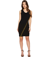 DSQUARED2 - Skin Biker Sleeveless Dress