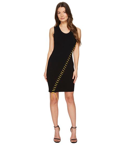 DSQUARED2 Skin Biker Sleeveless Dress