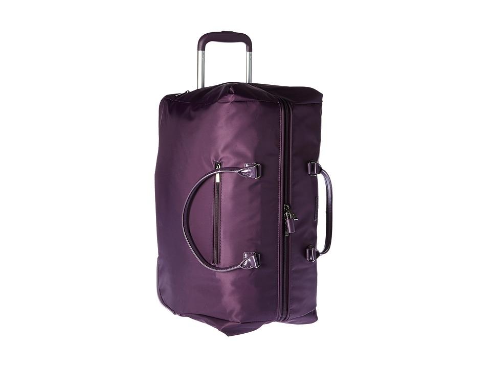 Lipault Paris - Lady Plume Wheeled Weekend Bag (Purple) W...