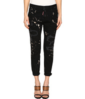 DSQUARED2 - Skin Biker Pants Five-Pockets