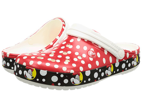 Crocs Crocband Minnie Clog