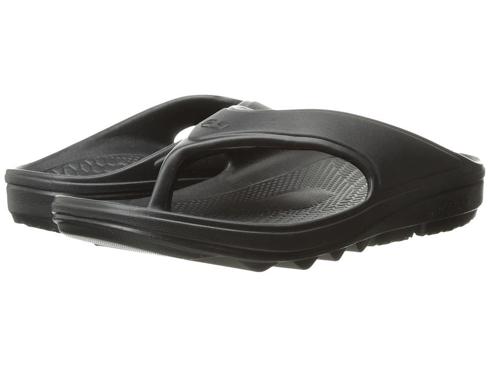 Spenco - Fusion II (Black) Men's Sandals