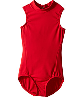 Capezio Kids - Tactel Polo Neck Leotard (Little Kids/Big Kids)