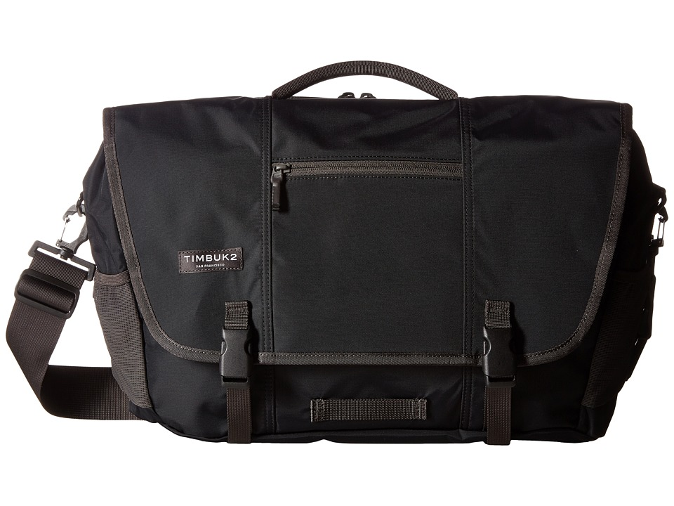 Timbuk2 Commute (Medium) (Jet Black) Computer Bags