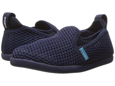 Native Kids Shoes Cruz (Toddler/Little Kid) - Regatta Blue/Regatta Blue