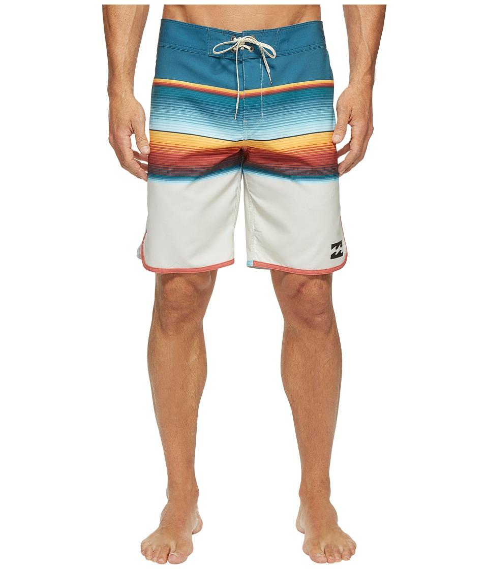 Billabong 73 X Line Up Boardshorts (Sand) Men