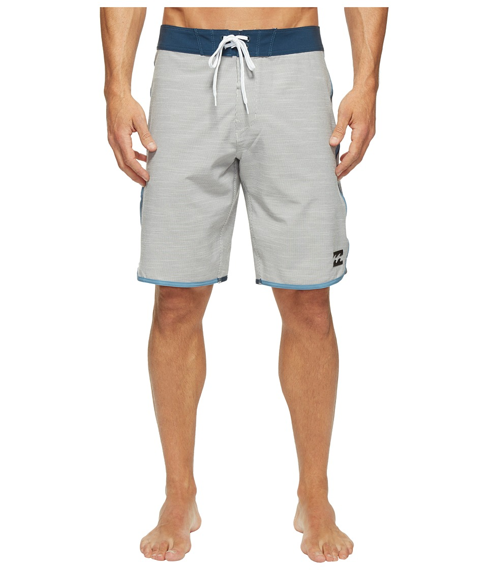 Billabong 73 X Boardshorts (Silver) Men