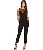 Adelyn Rae - Jumpsuit with Lace Details