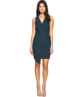 Adelyn Rae - Sheath Dress Asymmetrical Hem