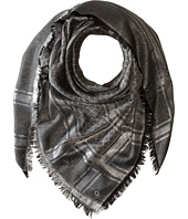 Calvin Klein - All Over Lurex Blanket Scarf