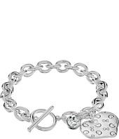 GUESS - Logo Heart Toggle Bracelet