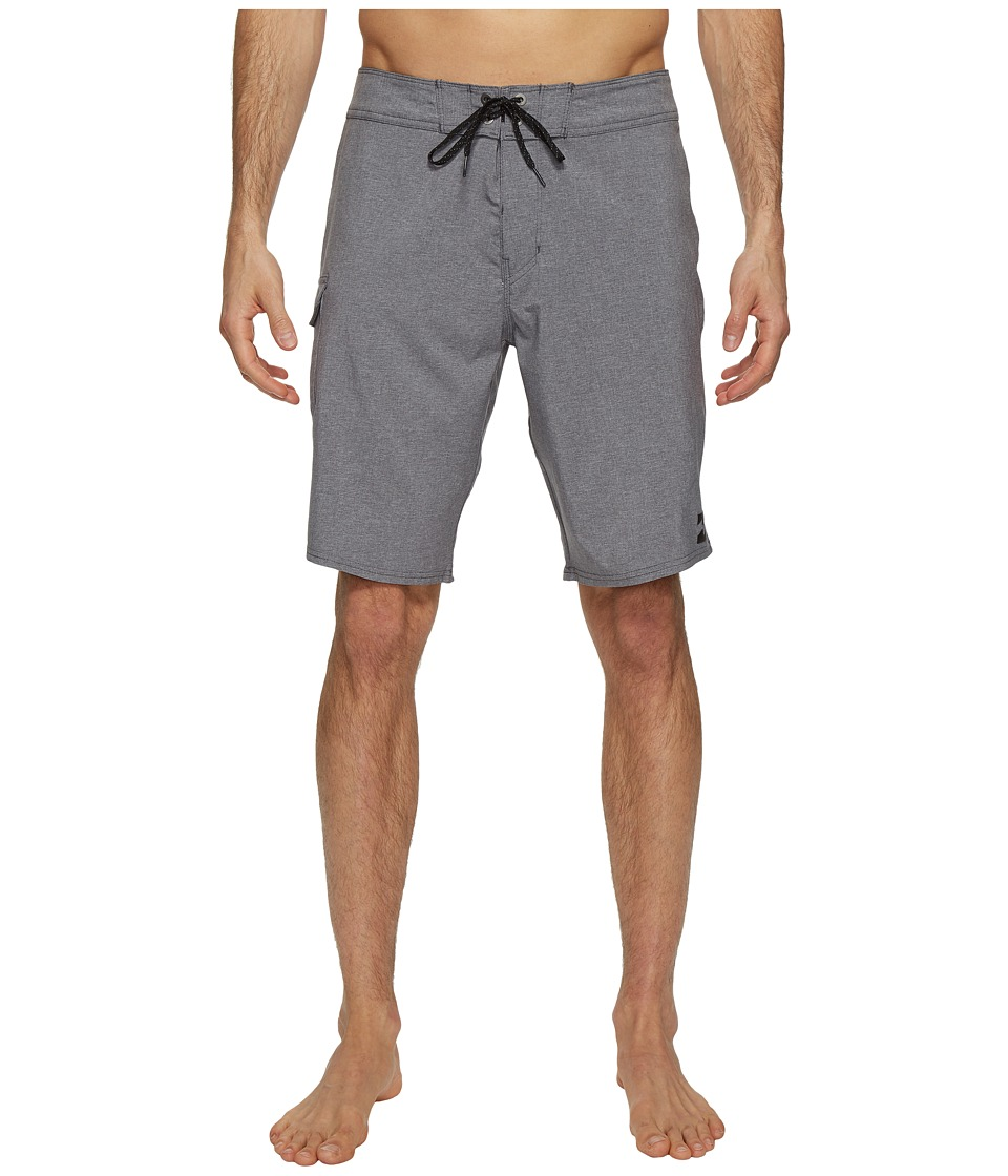 Billabong All Day X Boardshorts (Charcoal Heather) Men