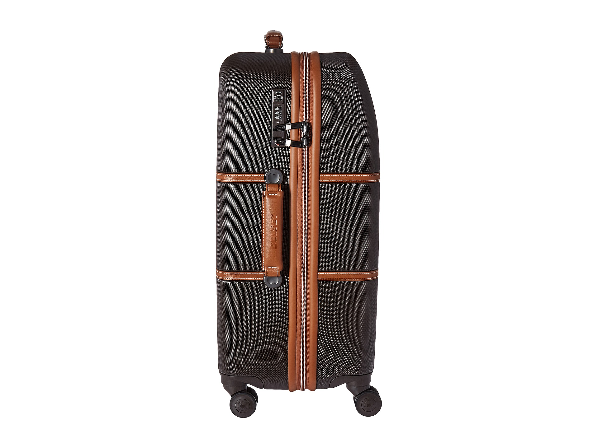 Delsey Chatelet Hard 24 Quot Spinner Trolley At Zappos Com
