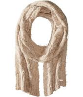 Calvin Klein - Fuzzy Cable Scarf