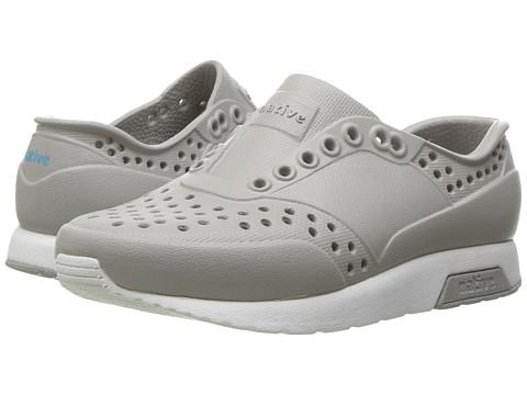 Native Kids Shoes Lennox (Toddler/Little Kid) - Pigeon Grey/Shell White