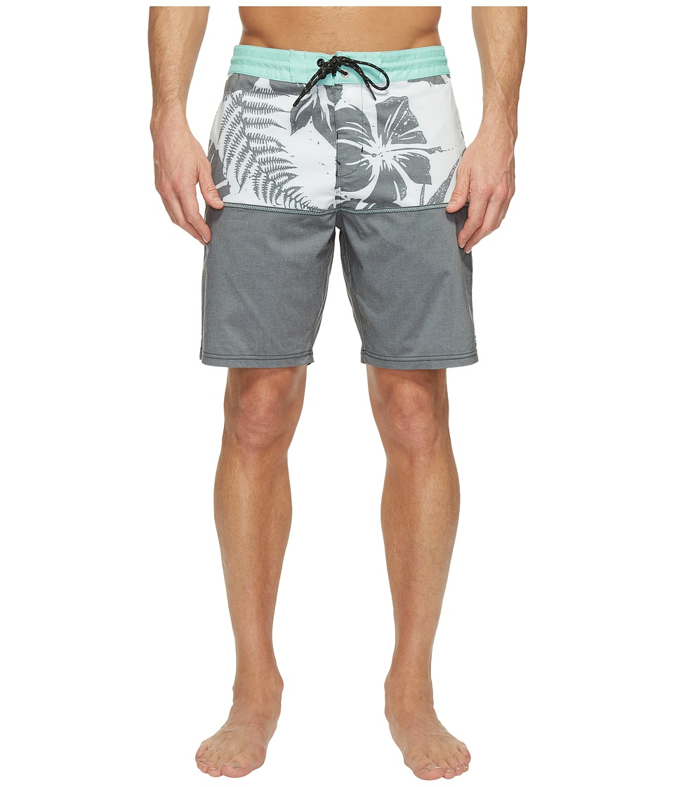 Billabong Fifty 50 Lo Tide Boardshorts (Black) Men