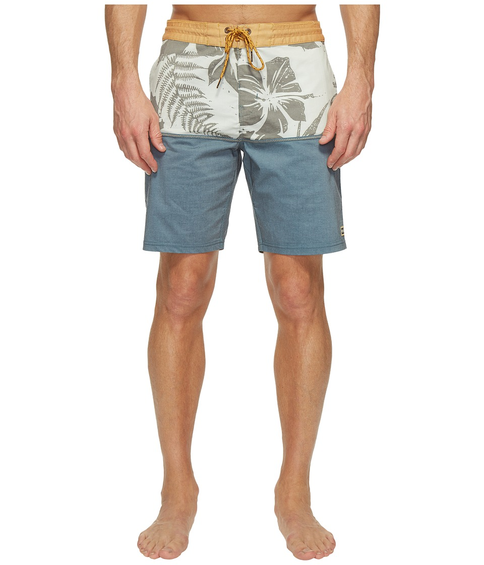 Billabong Fifty 50 Lo Tide Boardshorts (Navy) Men