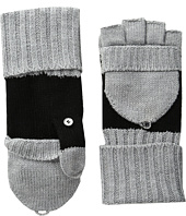 Calvin Klein - Color Block Flip Top Gloves