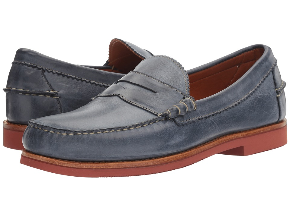 Allen-Edmonds Sedona (Navy Leather) Men