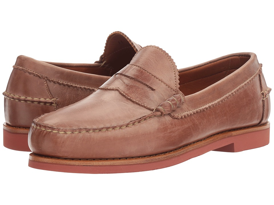 Allen-Edmonds Sedona (Brown Leather) Men