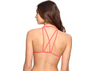 Sol Searcher Strappy Triangle Bikini Top