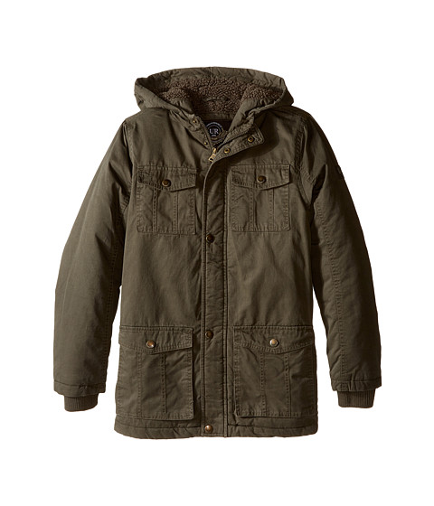 Urban Republic Kids Cotton Twill Safari Jacket (Big Kids)