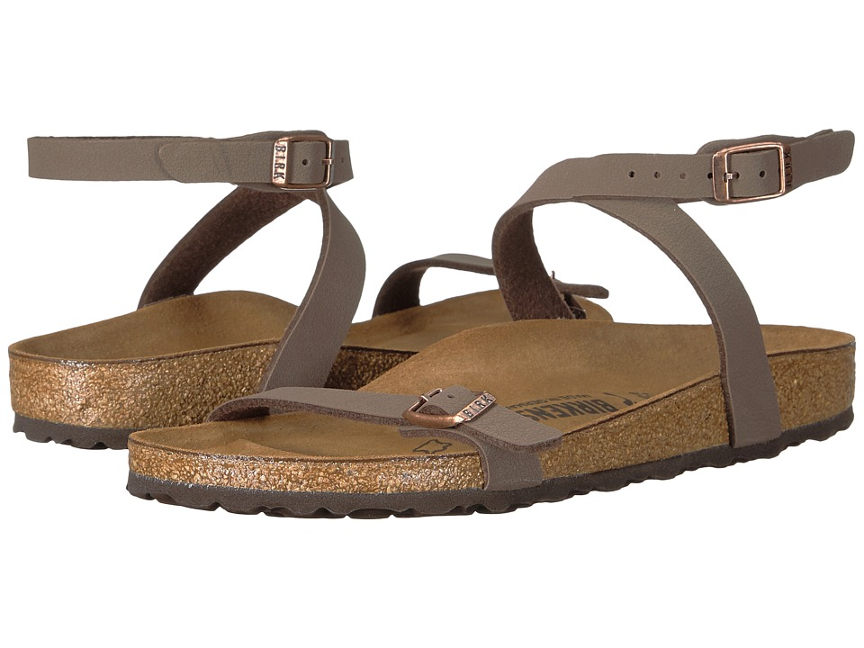 Birkenstock - Daloa (Mocha Birkibuc) Women's Dress Sandals
