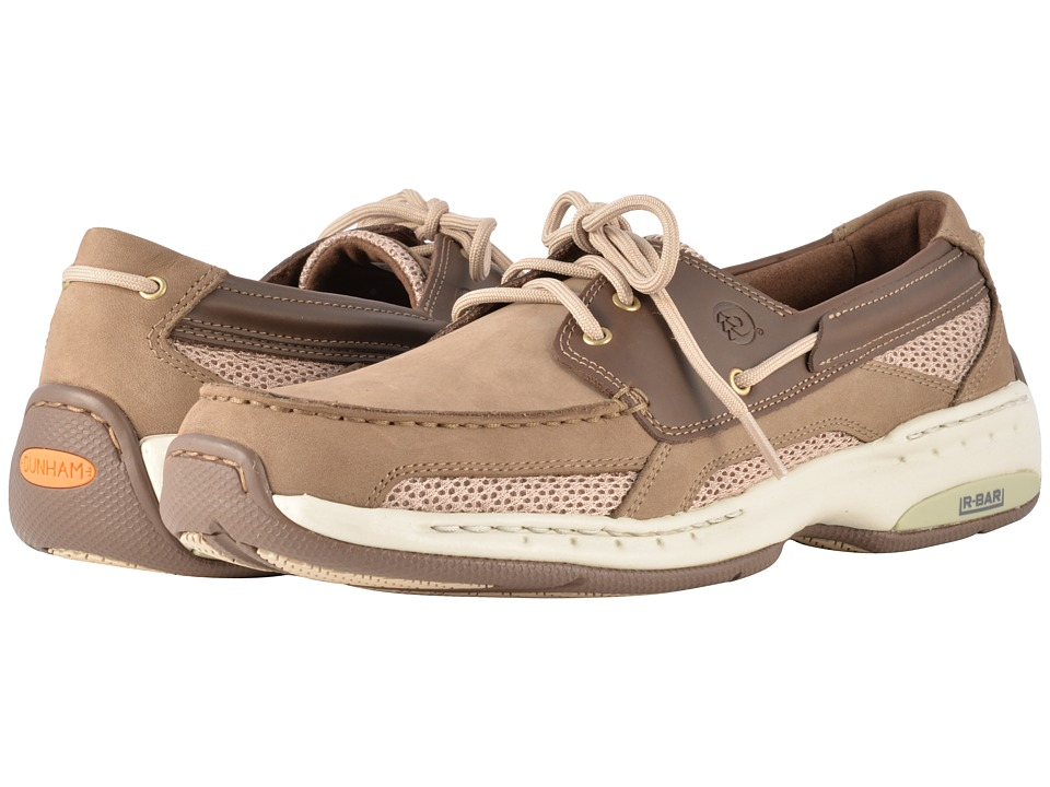 Dunham Captain (Taupe Two-Tone) Men