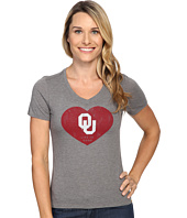 Life is Good - OU Heart Short Sleeve Tee