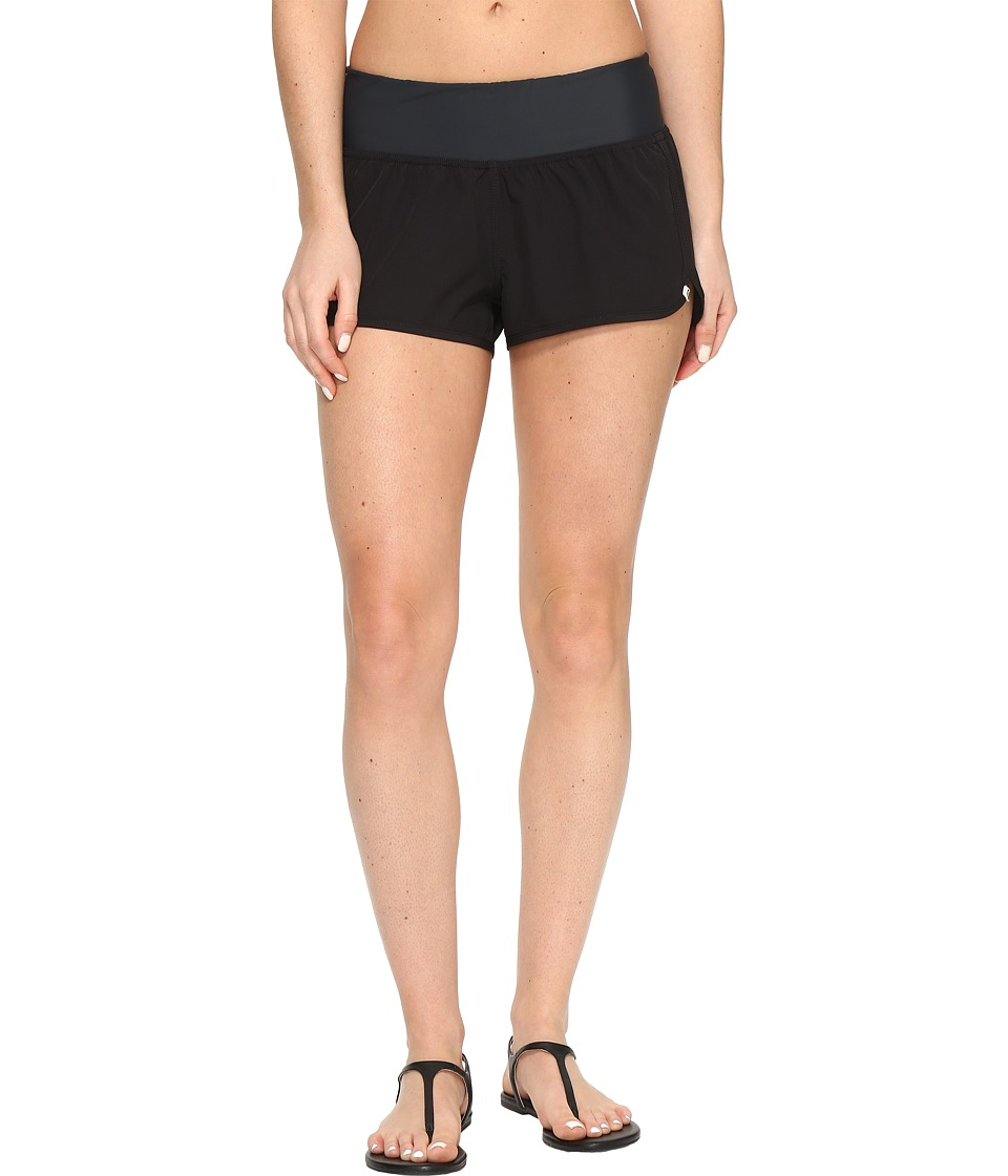 Billabong Sol Searcher Volley Short (Black Sands) Women