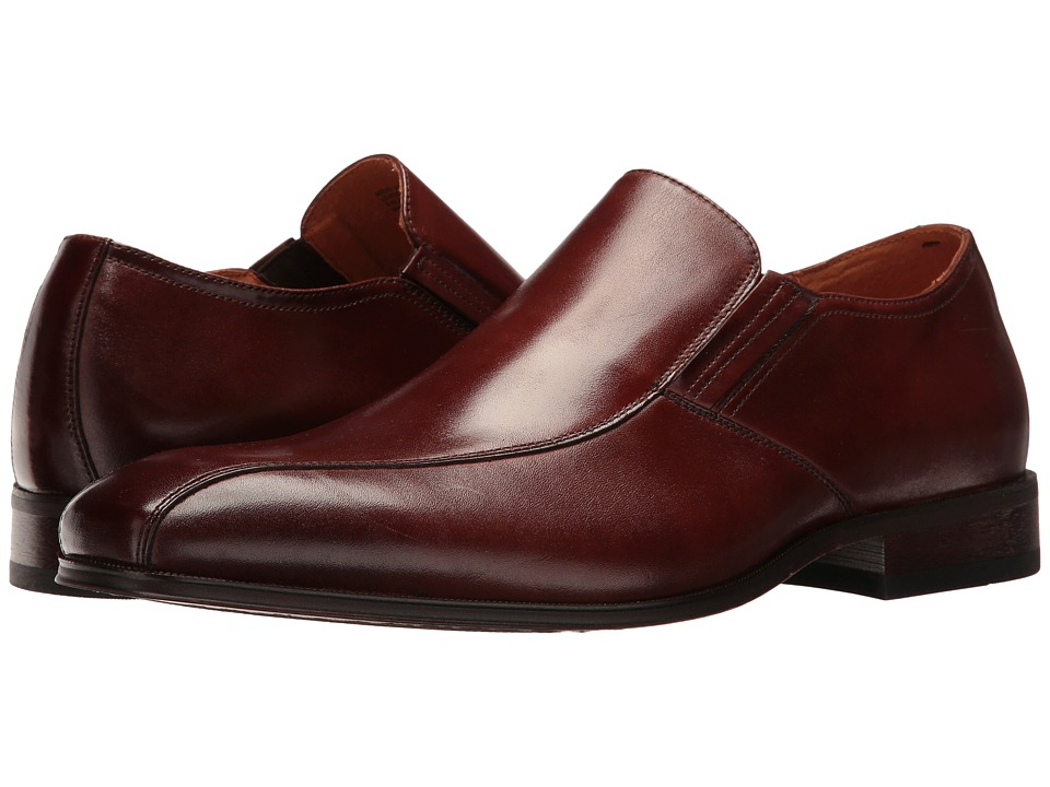 Florsheim Corbetta Bike Toe Slip-On (Cognac Smooth) Men