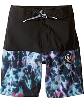 Volcom Kids - Vibes Jammer Boardshorts (Little Kids/Big Kids)