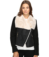 Betsey Johnson - Faux Shearling Jacket