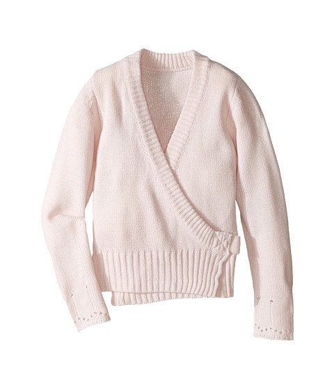 Capezio Kids Long Sleeve Wrap Sweater (Toddler/Little Kids/Big Kids)
