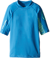 Volcom Kids - Vibes Short Sleeve Thrashguard (Toddler/Little Kids)