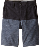 Volcom Kids - Frickin SNT Block Shorts (Big Kids)