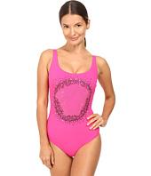 Versace - Logo One-Piece Bikini Suit