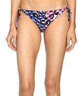 Versace - Animalier Tie Bikini Bottom