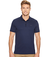 Calvin Klein - Liquid Cotton Solid Short Sleeve Polo