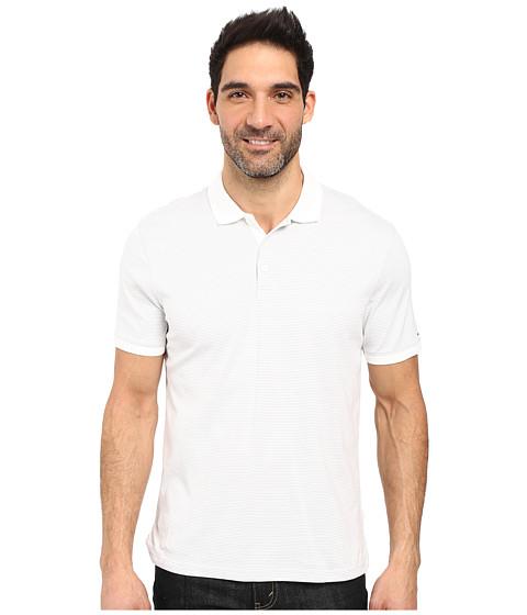 Calvin Klein Short Sleeve Liquid Cotton Stripe