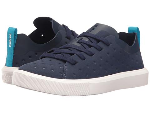 Native Kids Shoes Monaco Sneaker (Little Kid) - Regatta Blue/Shell White