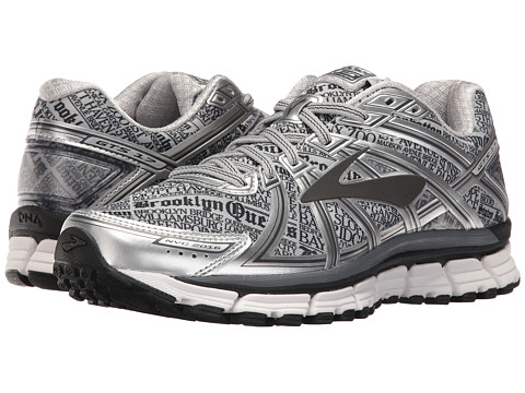Brooks Adrenaline GTS 17 - Gray/Black/Silver