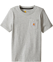 Carhartt Kids - C Dog Pocket Tee (Little Kids)