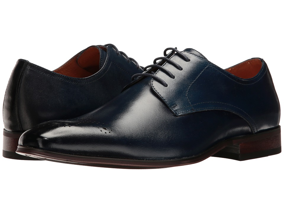 Florsheim Corbetta Perf Toe Oxford (Navy Smooth) Men