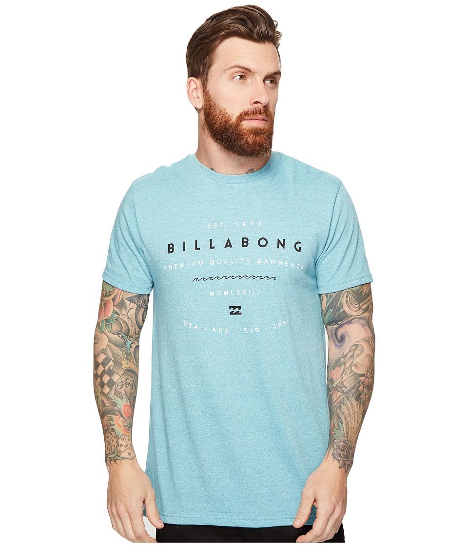 Billabong Ambassador Printed T-Shirt (Haze) Men