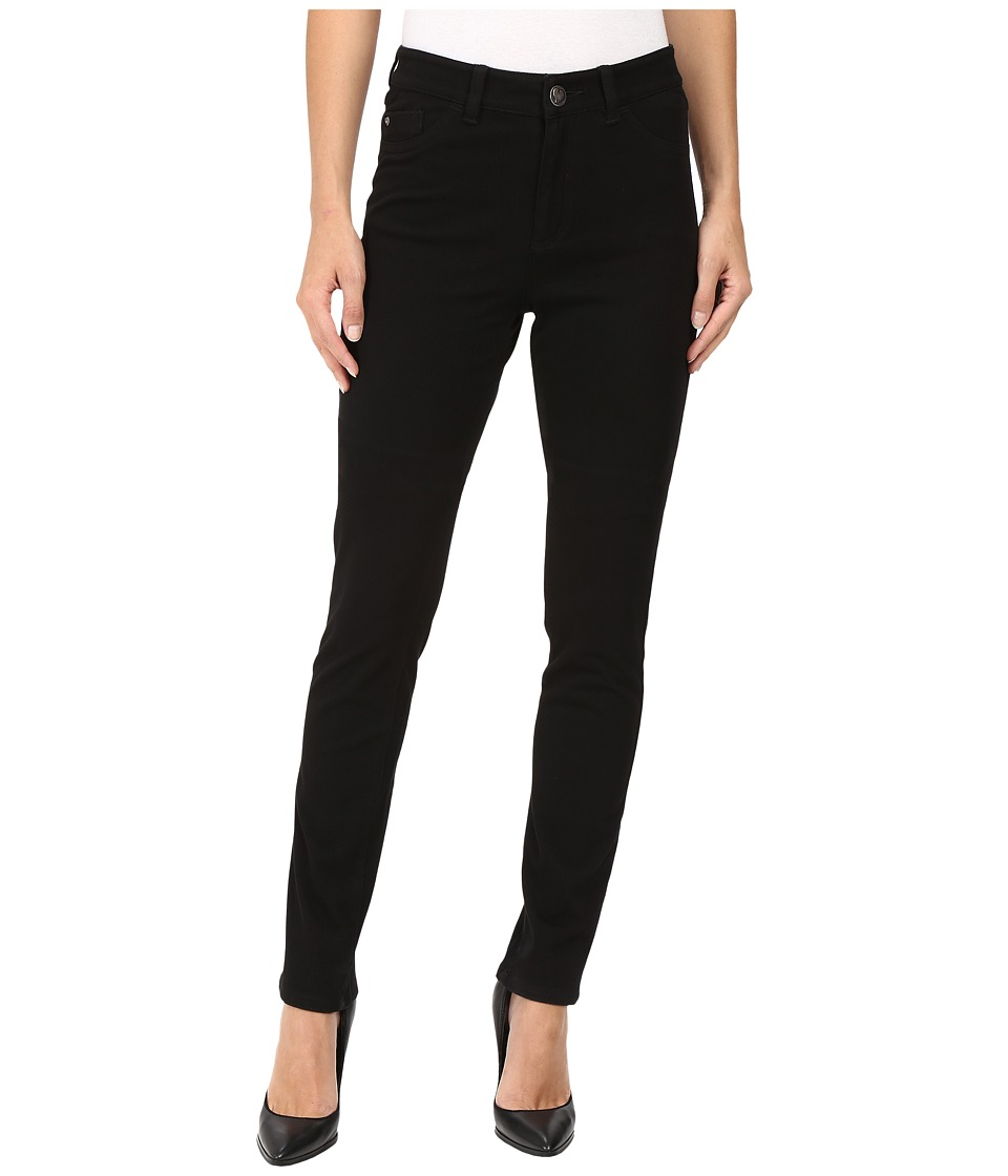 FDJ French Dressing Jeans - Olivia Slim Leg/Love Denim in Black (Black) Womens Jeans