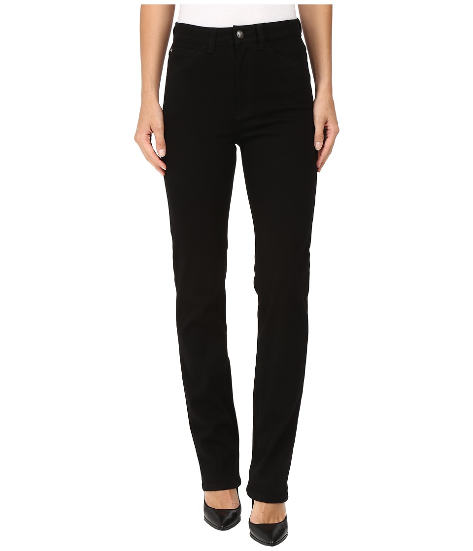 FDJ French Dressing Jeans - Suzanne Straight Leg/Love Denim in Black